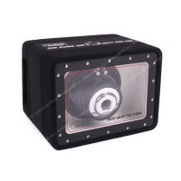 Subwoofer v boxu Mac Audio Ice Cube 108 P Black Series