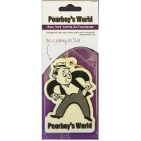 Poorboy's Hanging Air Freshener - New York Vanilla