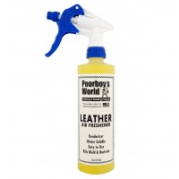 Poorboy's Air Freshener - Leather 473 ml