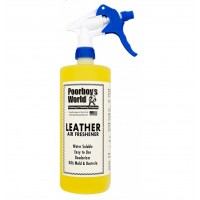 Poorboy's Air Freshener - Leather 946 ml