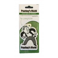 Poorboy's Hanging Air Freshener - Fresh Apple