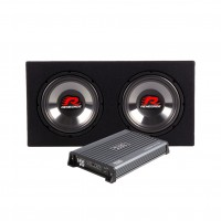Ahifi set 23 (Renegade RXV1002 MK2 + Mac Audio Titanium Pro 2.0)