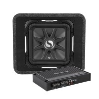 Ahifi set 18 (Kicker VS12L72 + Rockford Fosgate PRIME R1200-1D)