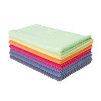 Mikrovláknová utěrka Purestar Speed Polish Multi Towel Rainbow