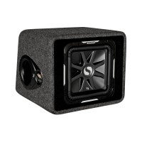 Subwoofer v boxu Kicker VS12L72